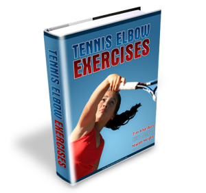 tennis elbow pain ebook